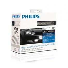 Φώτα ημέρας αυτοκινήτου DRL LED 4 12820WLEDX1
