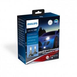 Led Headlight H7 5800°K x2  X-TremeUltinon gen2 Philips