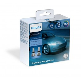 Led Headlight H7 12-24V 6500°K Essential Ultinon Philips