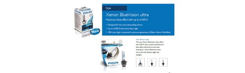 Xenon BlueVision - WhiteVison  Lamps
