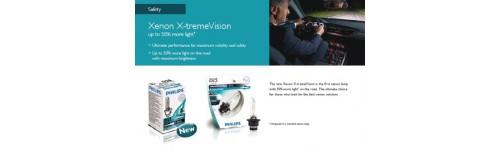 Λάμπες αυτοκινήτου Xenon X-tremeVision