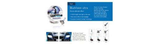 Λάμπες αυτοκινήτου BlueVision ultra