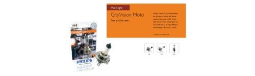 Λάμπες Μοτοσυκλέτας CityVision