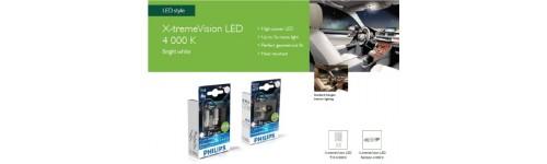 LED αυτοκινήτου X-tremeVision 4000K