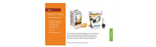 Xenon Vision Lamps